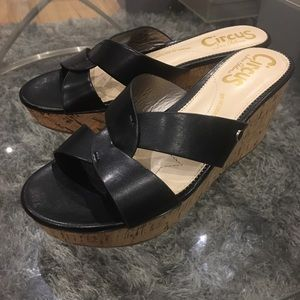 Sam Edelman black sandals brand new